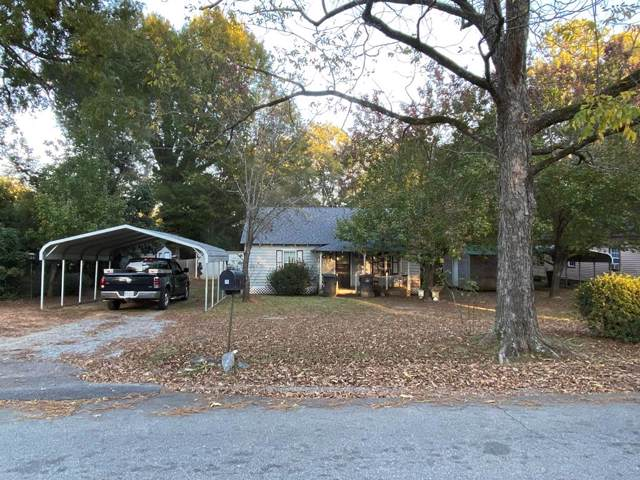 191 Earnest Byner, Milledgeville, GA 31061 (MLS #41124) :: Lane Realty