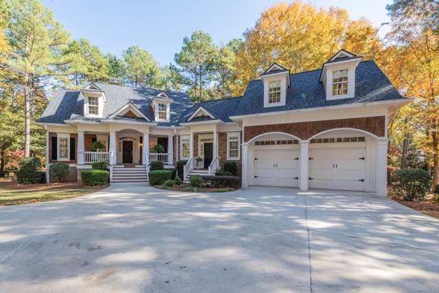125 Porterfield Drive, Eatonton, GA 31024 (MLS #41184) :: Lane Realty