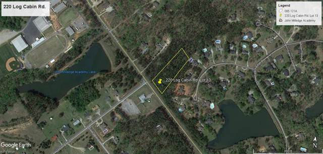 220 Log Cabin Rd., Milledgeville, GA 31061 (MLS #41326) :: Lane Realty