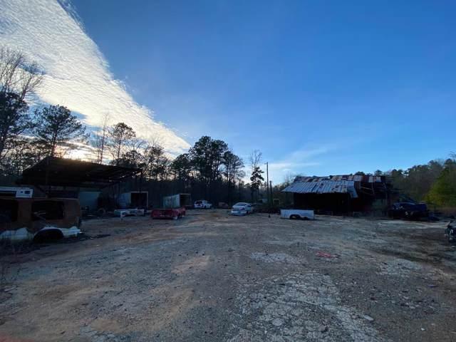349 Highway 49, Milledgeville, GA 31061 (MLS #41386) :: Lane Realty