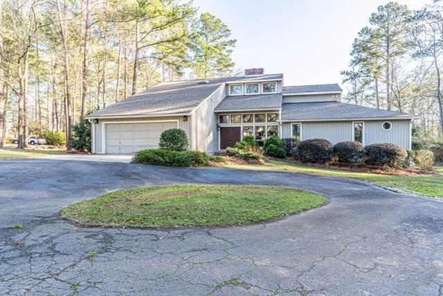 183 Lakecrest Dr., Milledgeville, GA 31061 (MLS #41401) :: Lane Realty