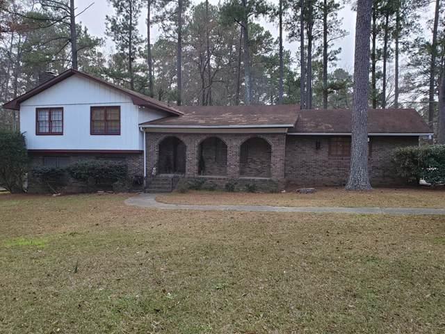 1674 Cardinal Road, Milledgeville, GA 31061 (MLS #41424) :: Lane Realty