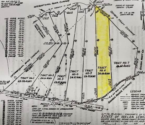 0 Track 6 Sparta Hwy, Eatonton, GA 31024 (MLS #41491) :: Lane Realty