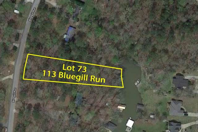 113 Bluegill Run, Eatonton, GA 31024 (MLS #41492) :: Lane Realty