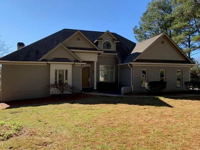 136 Wildwood Drive, Eatonton, GA 31024 (MLS #41502) :: Lane Realty