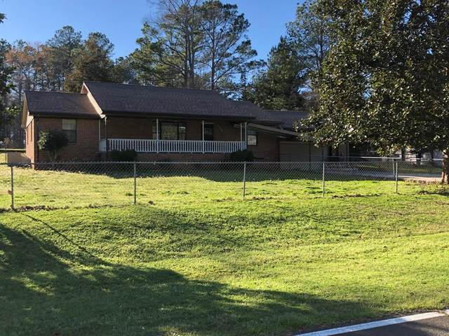 294 Jule Ingram Road, Milledgeville, GA 31061 (MLS #41520) :: Lane Realty