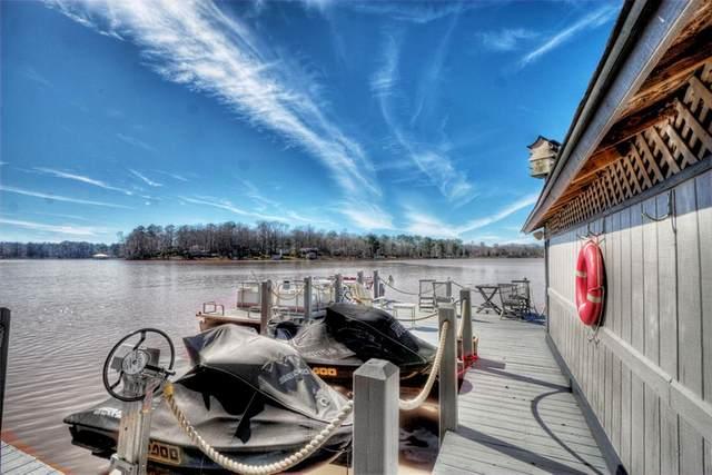 106A Shoreline Ct, Eatonton, GA 31024 (MLS #41551) :: Lane Realty