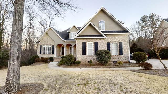 406 Waverly Lane, Macon, GA 31210 (MLS #41585) :: Lane Realty