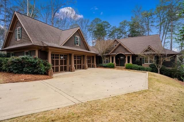 1081 Terrell Circle, Greensboro, GA 30642 (MLS #41614) :: Lane Realty