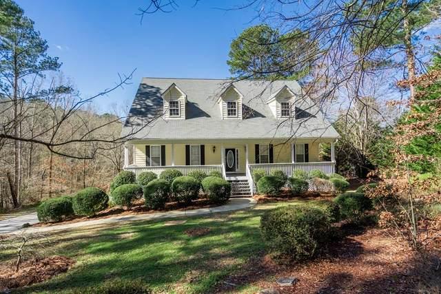 1681 Northwoods Dr, Greensboro, GA 30642 (MLS #41622) :: Lane Realty