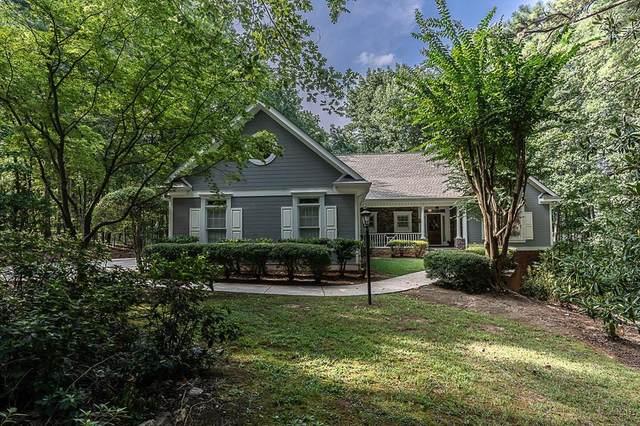 100 West View Way, Eatonton, GA 31024 (MLS #41630) :: Lane Realty