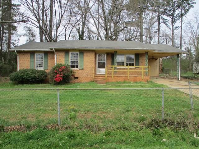 110 Sunnydale Dr, Eatonton, GA 31024 (MLS #41686) :: Lane Realty
