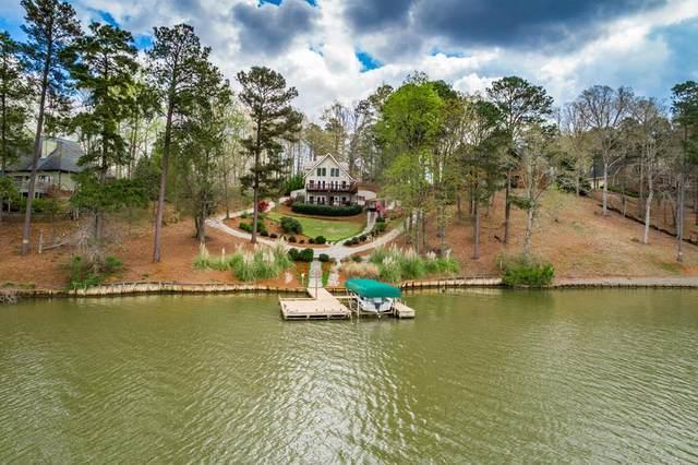 1470 Choo Choo, Greensboro, GA 30642 (MLS #41719) :: Lane Realty