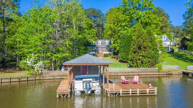 131 Pinewood Drive, Eatonton, GA 31024 (MLS #41744) :: Lane Realty
