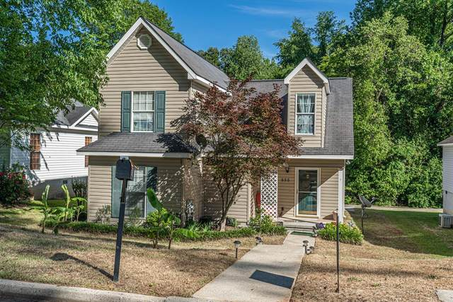 855 Parkview Drive, Macon, GA 31211 (MLS #41810) :: Lane Realty
