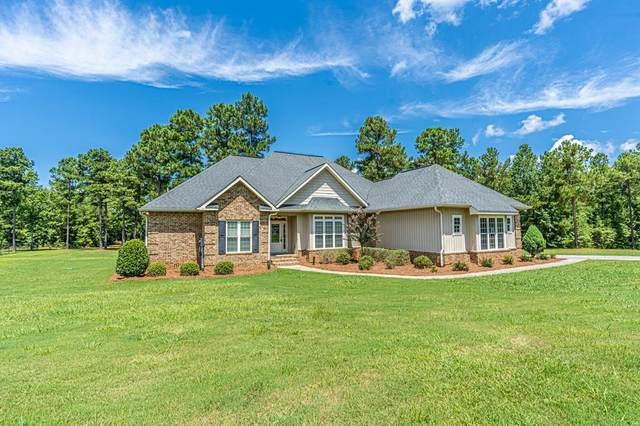 2291 Fox Creek Drive, Haddock, GA 31033 (MLS #41824) :: Lane Realty