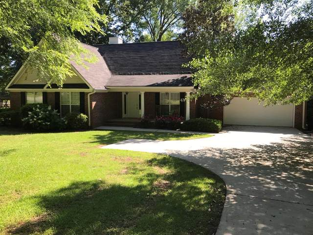 110 Myrick Rd, Milledgeville, GA 31061 (MLS #41863) :: Lane Realty