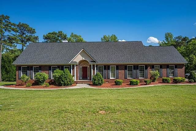 123 Waters Edge Drive, Milledgeville, GA 31061 (MLS #41874) :: Lane Realty