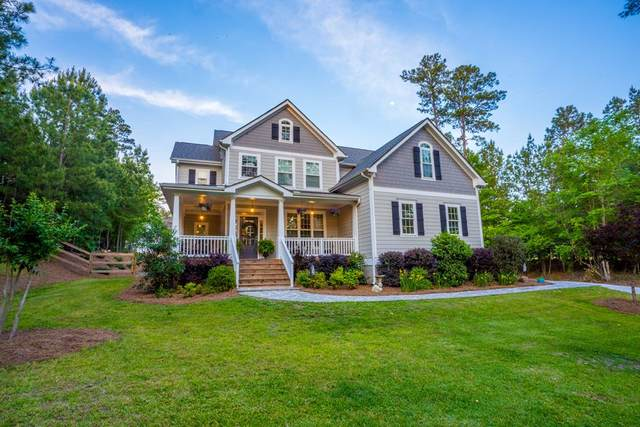 1051 Old Rock Road, Greensboro, GA 30642 (MLS #41875) :: Lane Realty