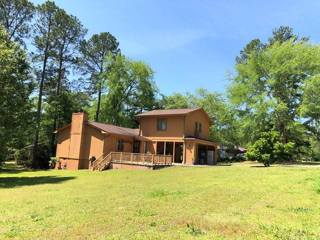 1857 Timberlane Road, Milledgeville, GA 31061 (MLS #41880) :: Lane Realty