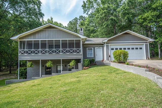 107 Marshall Rd., Milledgeville, GA 31061 (MLS #41897) :: Lane Realty
