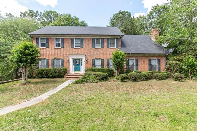 653 Monticlair, Macon, GA 31210 (MLS #41903) :: Lane Realty