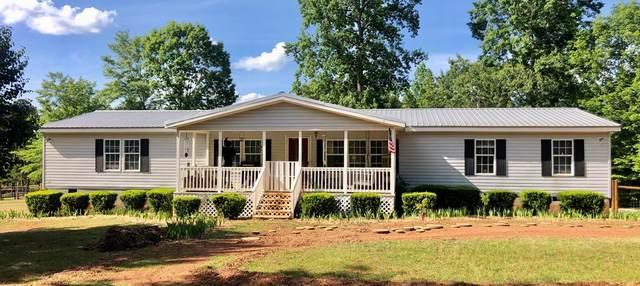 257 Burtom Rd., Eatonton, GA 31024 (MLS #41911) :: Lane Realty