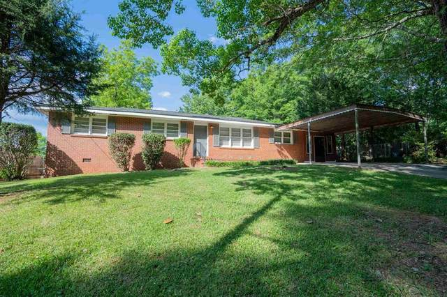 490 Underwood Road, Milledgeville, GA 31061 (MLS #41918) :: Lane Realty