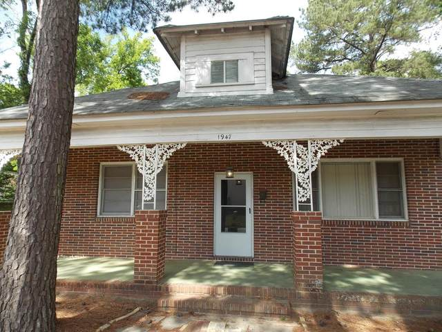 1947 Canton, Macon, GA 31204 (MLS #41929) :: Lane Realty