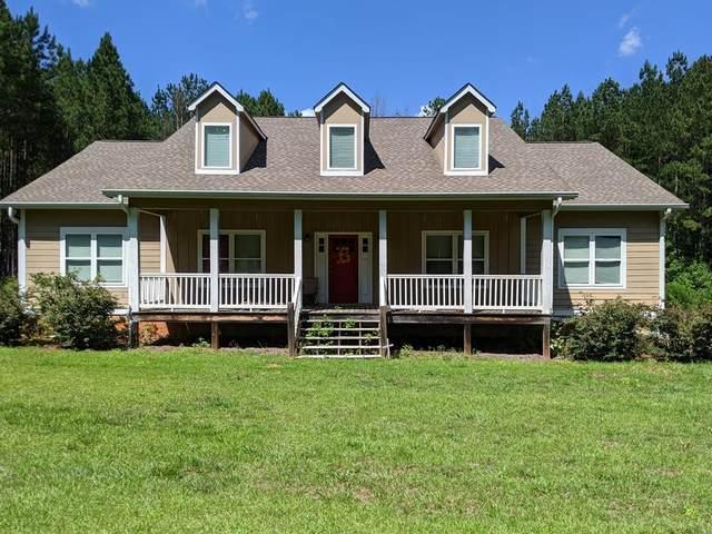 1037 Ga Hwy 212, Milledgeville, GA 31061 (MLS #41979) :: Lane Realty