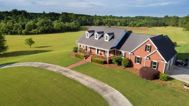 441 Browns Crossing Road, Milledgeville, GA 31061 (MLS #42037) :: Lane Realty