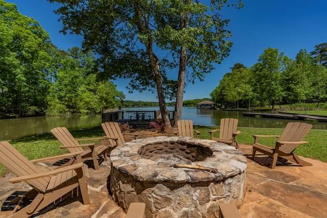 Lot 3 Lake Crest Drive, Sparta, GA 31087 (MLS #42072) :: Lane Realty