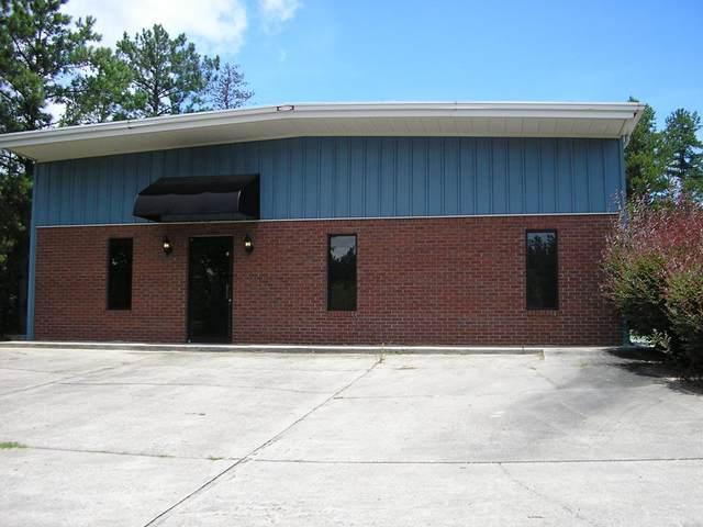 54 Marshall Road, Milledgeville, GA 31061 (MLS #42110) :: Lane Realty