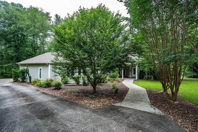 131 E Lakeview Dr, Milledgeville, GA 31061 (MLS #42117) :: Lane Realty
