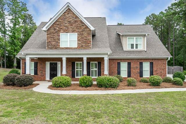 1036 Porter Circle, Gray, GA 31032 (MLS #42128) :: Lane Realty