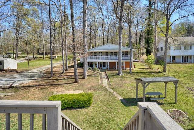 252 Shelton Drive, Eatonton, GA 31024 (MLS #42176) :: Lane Realty