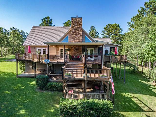 190 Burtom Road, Eatonton, GA 31024 (MLS #42201) :: Lane Realty