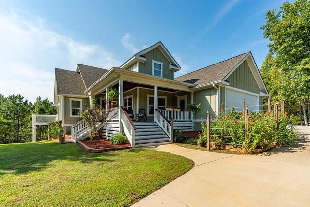 301 Sinclair Rd, Eatonton, GA 31024 (MLS #42305) :: Lane Realty