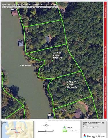 Lot #26 Susan Harper Road, Sparta, GA 31087 (MLS #42338) :: Lane Realty