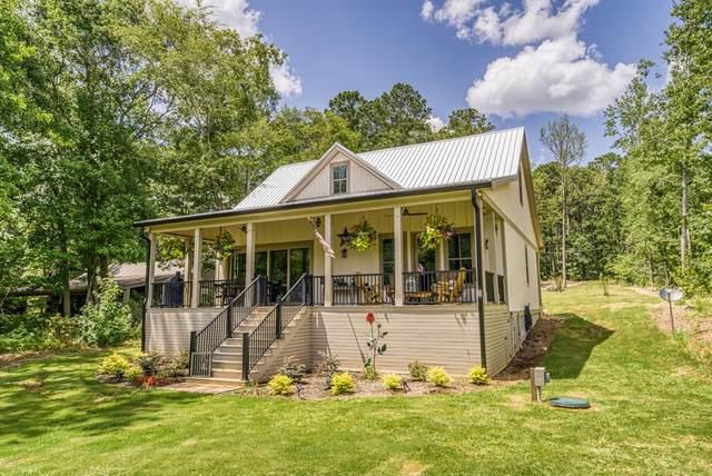 1140 Cherokee Trail, White Plains, GA 30678 (MLS #42348) :: Lane Realty
