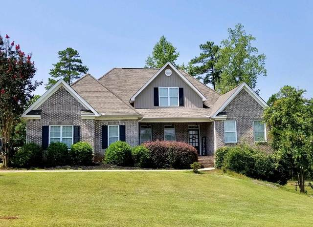 195 Will Pl, Milledgeville, GA 31061 (MLS #42367) :: Lane Realty