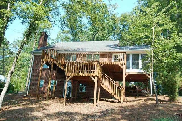 1291 Fleur De Lac Lane, Greensboro, GA 30642 (MLS #42376) :: Lane Realty