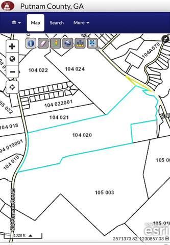 118 acre Old Phoenix Rd, Eatonton, GA 31024 (MLS #42423) :: Lane Realty