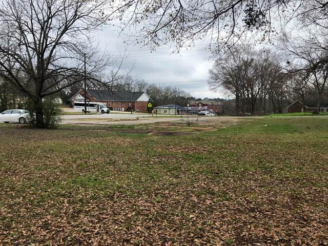 751 Montgomery, Milledgeville, GA 31061 (MLS #42505) :: Lane Realty