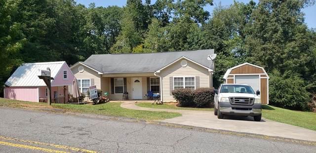 262 Magnolia Ave, Milledgeville, GA 31061 (MLS #42549) :: Lane Realty