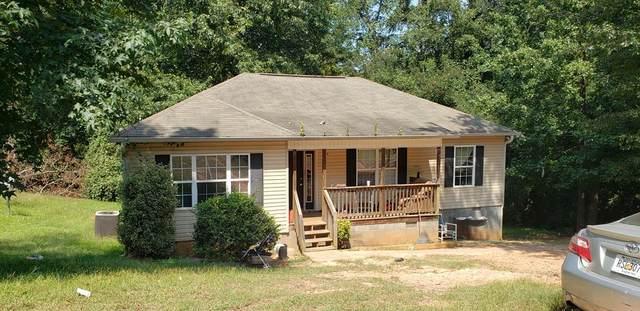 264 Magnolia Ave, Milledgeville, GA 31061 (MLS #42550) :: Lane Realty