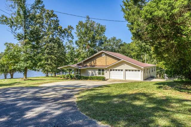 144 Napier Mill Road, Eatonton, GA 31024 (MLS #42553) :: Lane Realty