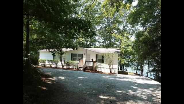128 Bluegill Run, Eatonton, GA 31024 (MLS #42562) :: Lane Realty