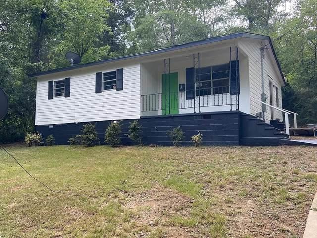1041 Warren St, Milledgeville, GA 31061 (MLS #42565) :: Lane Realty