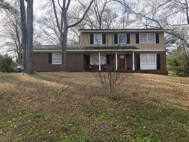 119 Maplewood Ave, Milledgeville, GA 31061 (MLS #42612) :: Lane Realty